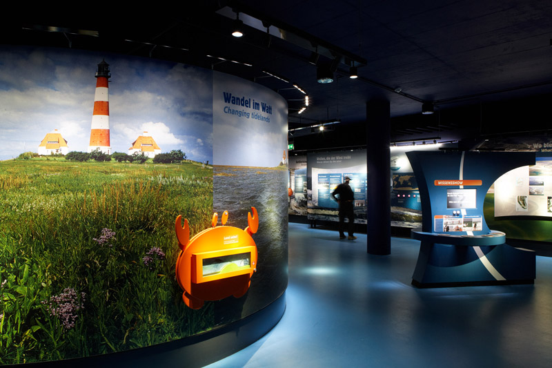 Forces of Nature Discovery Centre of the Isle of Sylt