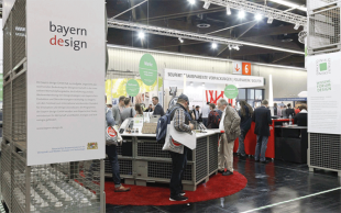 Exhibition Stand BayernDesign FachPack 2015